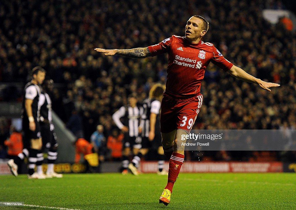 Liverpool v Newcastle United - Premier League