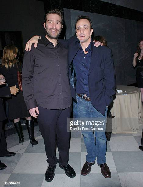 "Craig Bierko and Hank Azaria during ""Huff"" Season 2 Premiere - New York Preview Screening at The Museum of Television & Radio in New York City, New..."