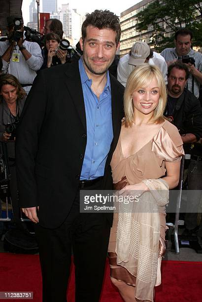 "Craig Bierko and Megan Batterson during ""Cinderella Man"" New York City Premiere - Outside Arrivals at Loews Lincoln Square Theater in New York City,..."