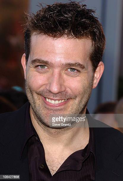 Craig Bierko during Cinderella Man Los Angeles Premiere Arrivals at The Gibson Amphitheatre in Universal City California United States