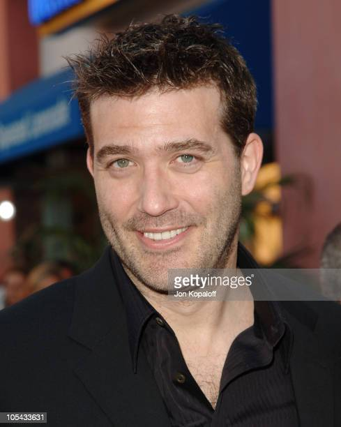 Craig Bierko during Cinderella Man Los Angeles Premiere at Gibsob Amphitheater in Universal City California United States