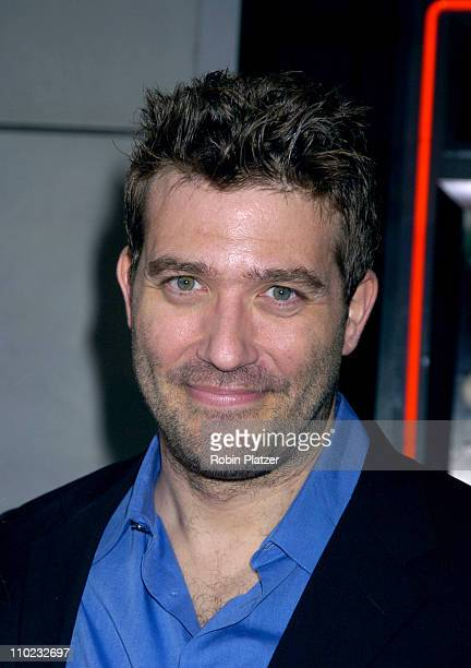 Craig Bierko during Cinderella Man New York City Premiere Arrivals at Loews Lincoln Square Theatre in New York City New York United States