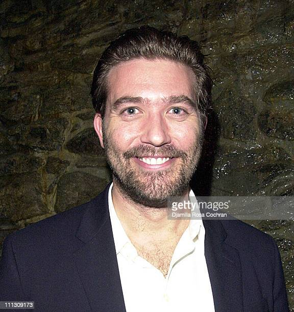 "Craig Bierko during Opening Night Party for ""Debbie Does Dallas"" at Trattoria Dopo Teatro in New York City, New York, United States."