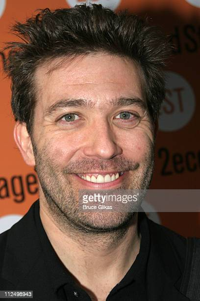 Craig Bierko during Privilege OffBroadway Opening Night Arrivals at Second Stage Theater in New York City New York United States