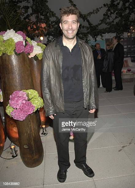 "Craig Bierko during ""The Starter Wife"" A Novel By Gigi Levangie Grazer - Cocktail Party at The Hudson Hotel Apartment in New York City, New York,..."