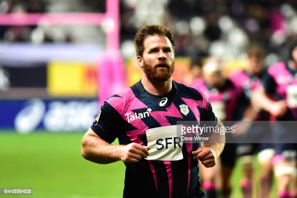 Craig BURDEN Stade Francais / Bordeaux Begles 10eme journee de Top 14 Photo Dave Winter / Icon Sport