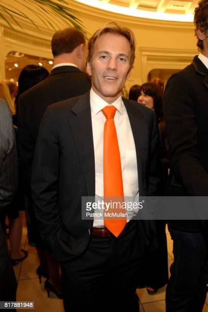 Craig Cardon attends Brooks Brothers Beverly Hills launches True Prep at Brooks Brothers on September 23 2010 in Los Angeles California