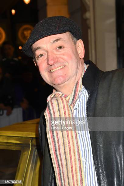 Craig Cash attends the opening night of Only Fools and Horses The Musical at Theatre Royal Haymarket on February 19 2019 in London England