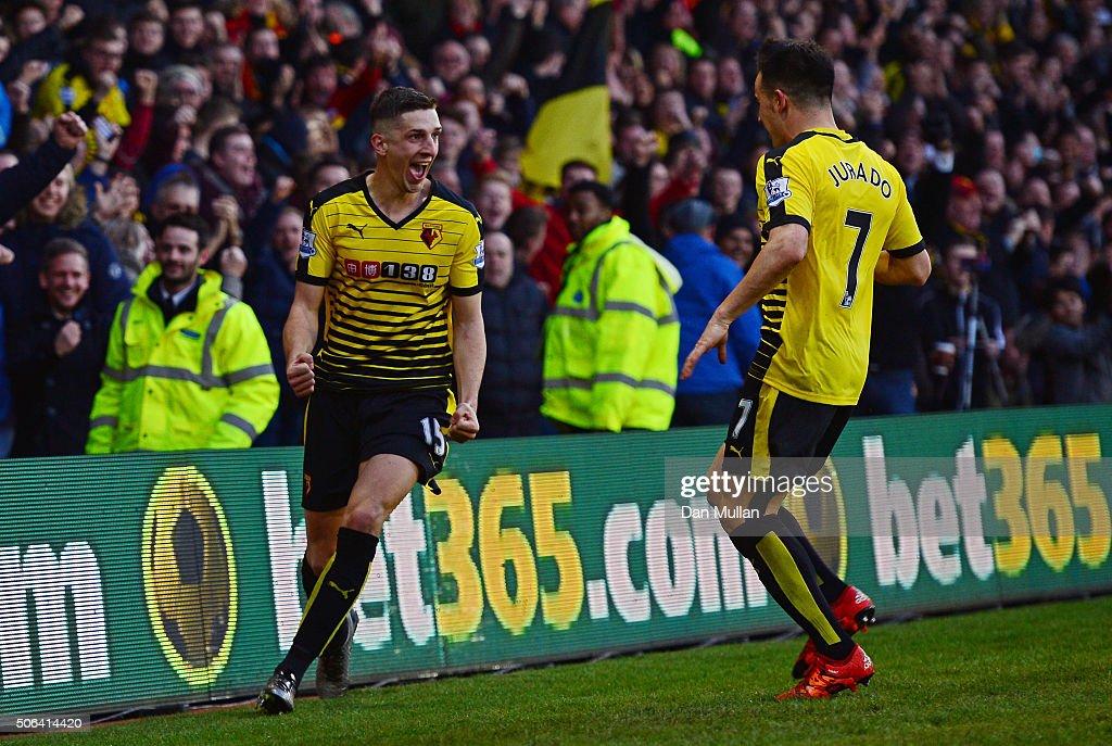 Watford v Newcastle United - Premier League : News Photo