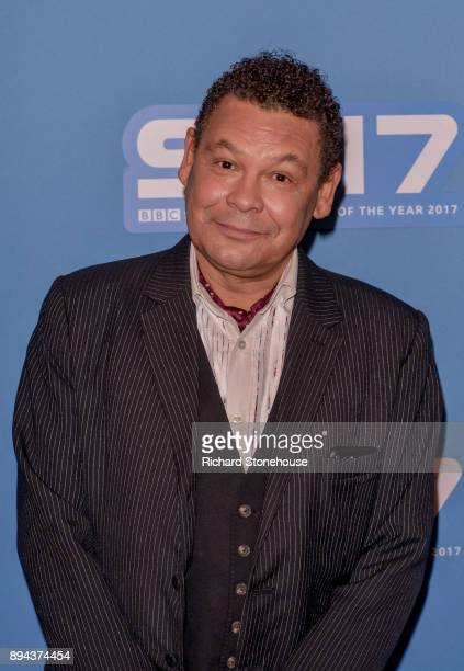 Craig Charles attends BBC's Sports Personality Of The Year held at Liverpool Echo Arena on December 17 2017 in Liverpool England