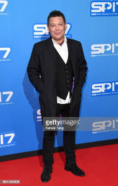 Craig Charles attends the BBC Sports Personality of the Year 2017 Awards at the Echo Arena on December 17 2017 in Liverpool England