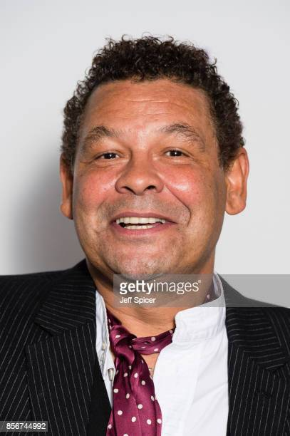 Craig Charles attends the Legends of Football fundraiser at The Grosvenor House Hotel on October 2 2017 in London England The annual footballthemed...