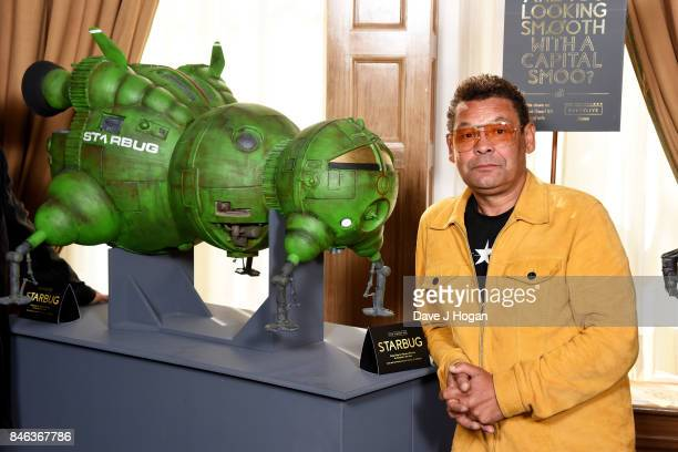 Craig Charles attends the UKTV Live 2017 photocall at Claridges Hotel on September 13 2017 in London England Broadcaster announces it's programs for...