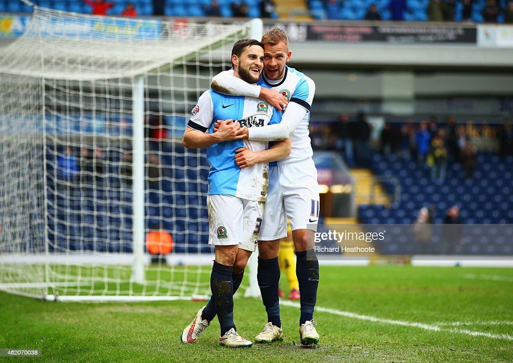 Blackburn Rovers v Swansea City - FA Cup Fourth Round : News Photo