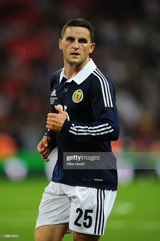 England v Scotland - International Friendly : News Photo