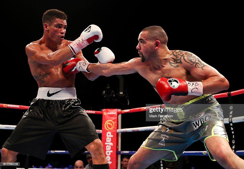 Boxing at Barclaycard Arena : News Photo