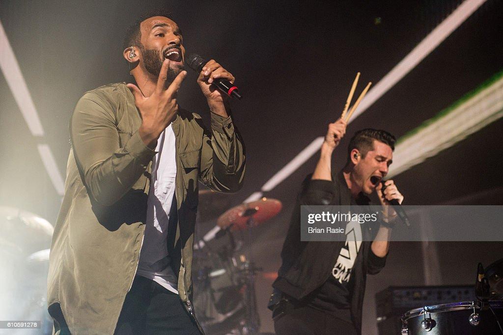 Bastille Perform At The Apple Music Festival