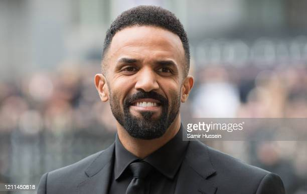 Craig David attends the Commonwealth Day Service 2020 on March 09 2020 in London England