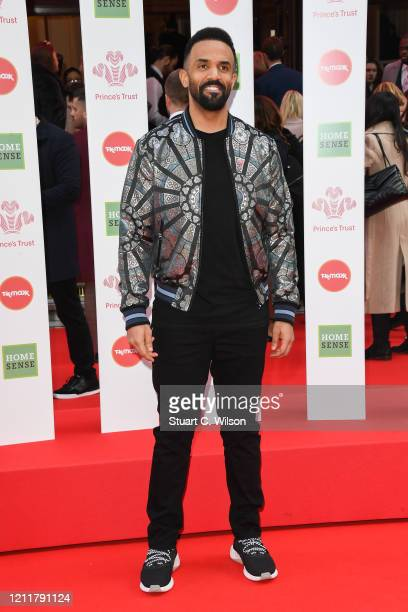 Craig David attends the Prince's Trust And TK Maxx Homesense Awards at London Palladium on March 11 2020 in London England