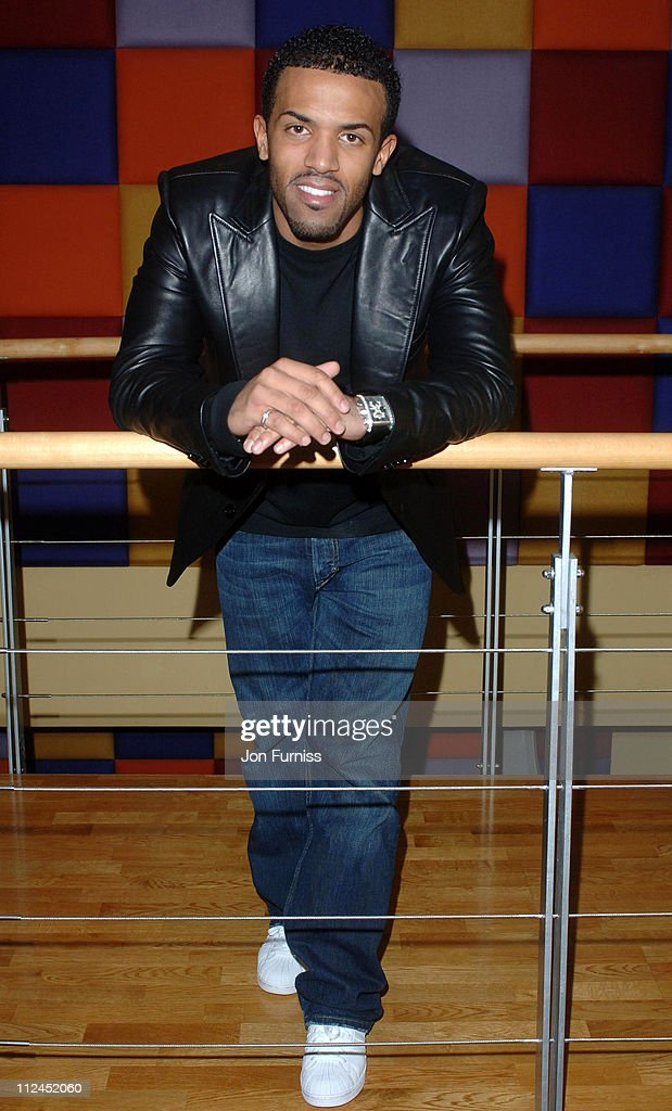 Craig David Performs an Acoustic Set at Capital FM - February 23, 2006
