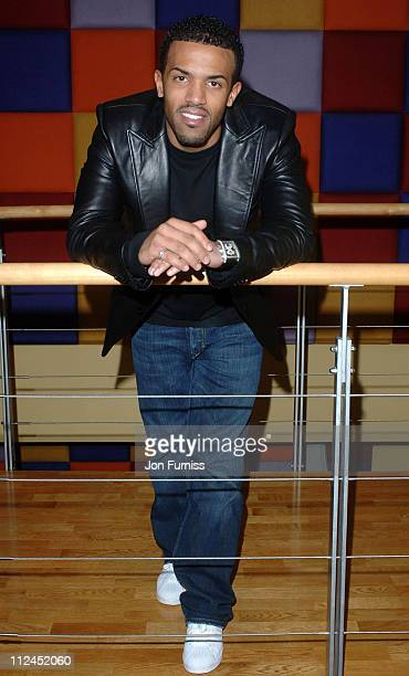 Craig David *Exclusive Coverage* during Craig David Performs an Acoustic Set at Capital FM February 23 2006 at Capital FM Studios in London Great...