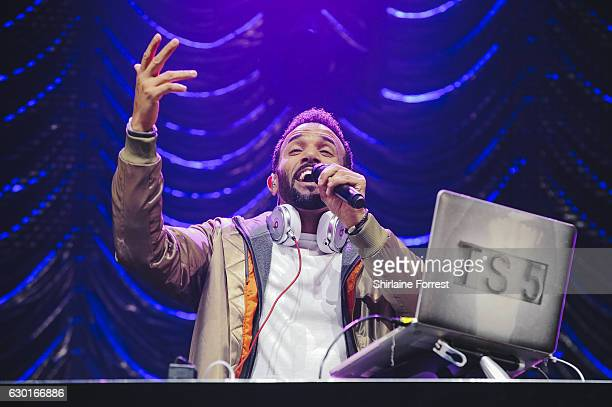 Craig David performs at Radio City Christmas Live at Echo Arena on December 17 2016 in Liverpool England