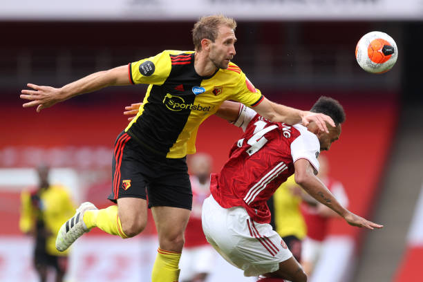 Arsenal FC v Watford FC - Premier League