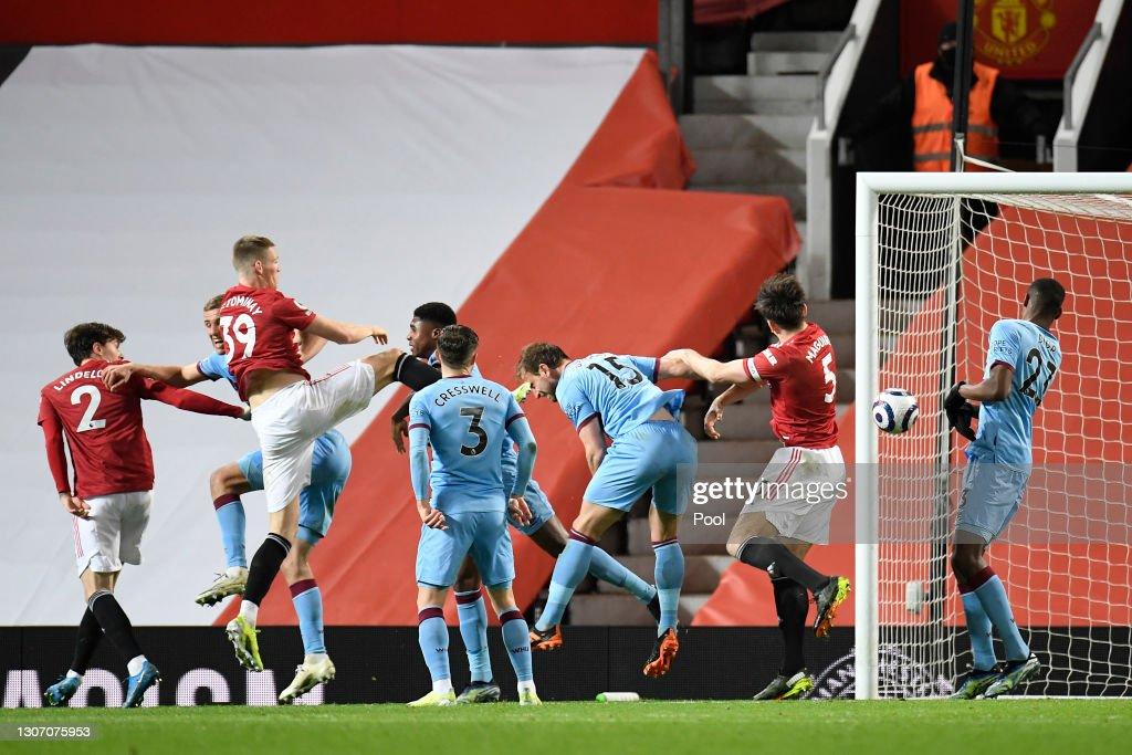 Manchester United v West Ham United - Premier League : ニュース写真