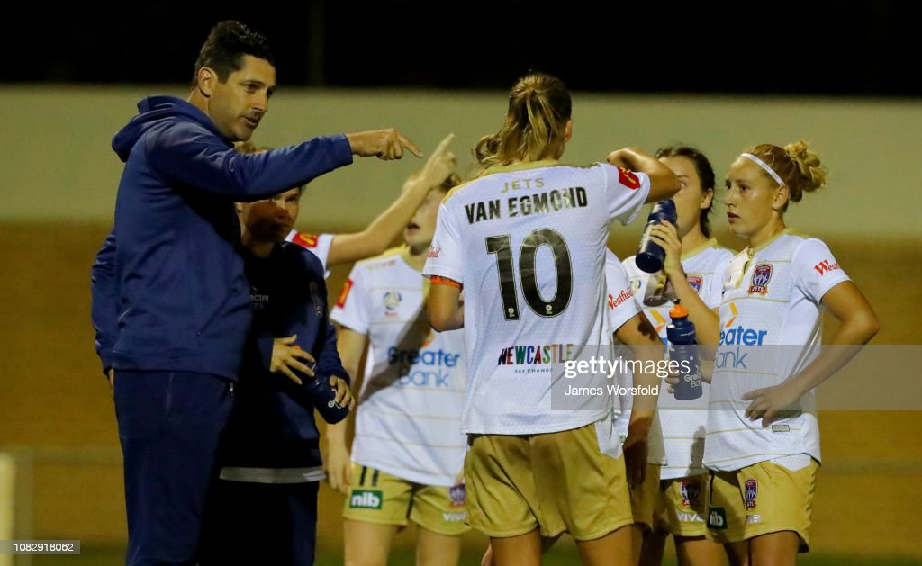 W-League Rd 7 - Perth v Newcastle : News Photo