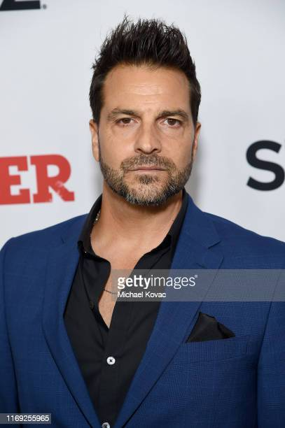 """Craig DiFrancia at STARZ Madison Square Garden """"Power"""" Season 6 Red Carpet Premiere, Concert, and Party on August 20, 2019 in New York City."""