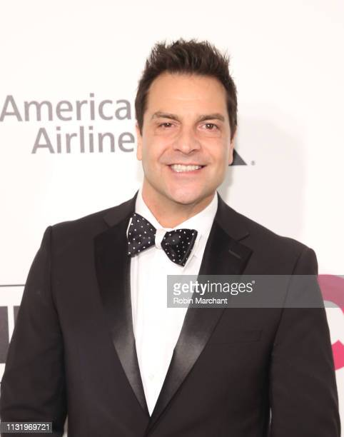Craig DiFrancia attends 27th Annual Elton John AIDS Foundation Academy Awards Viewing Party Celebrating EJAF And The 91st Academy Awards on February...