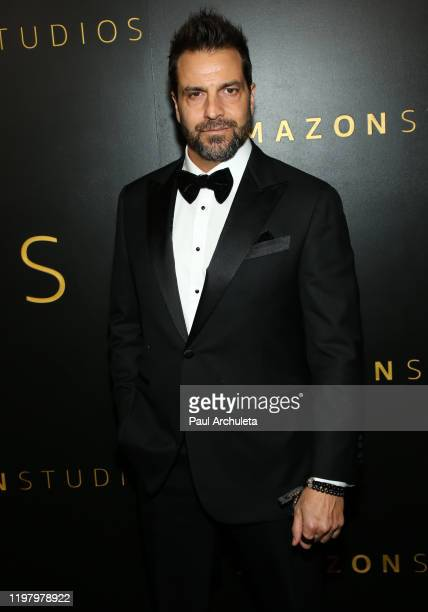 Craig DiFrancia attends Amazon Studios Golden Globes after party at The Beverly Hilton Hotel on January 05, 2020 in Beverly Hills, California.
