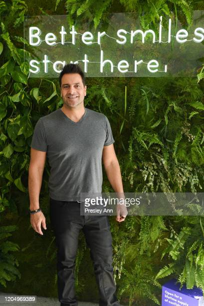 Craig DiFrancia attends SmileDirectClub at TMG's Pre-Oscars lounge party at The Beverly Hilton Hotel on February 08, 2020 in Beverly Hills,...