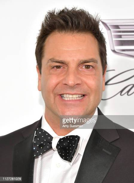 Craig DiFrancia attends the 27th annual Elton John AIDS Foundation Academy Awards Viewing Party celebrating EJAF and the 91st Academy Awards on...