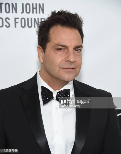 Craig DiFrancia attends the 27th annual Elton John AIDS Foundation Academy Awards Viewing Party sponsored by IMDb and Neuro Drinks celebrating EJAF...