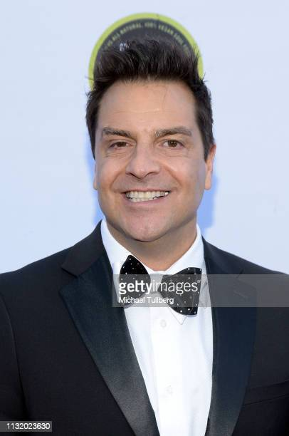 Craig DiFrancia attends the 4th annual Roger Neal Oscar Viewing Dinner Icon Awards and after party at Hollywood Palladium on February 24, 2019 in Los...