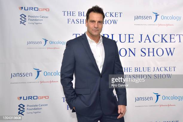 Craig DiFrancia attends The Blue Jacket Fashion Show during NYFW at Pier 59 Studios on February 05, 2020 in New York City.