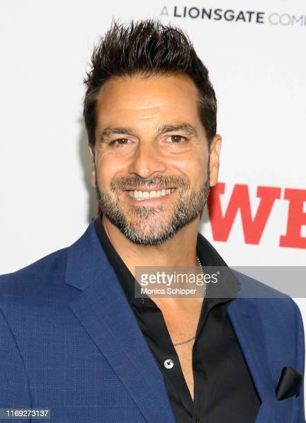 """Craig DiFrancia attends the """"Power"""" final season world premiere at The Hulu Theater at Madison Square Garden on August 20, 2019 in New York City."""