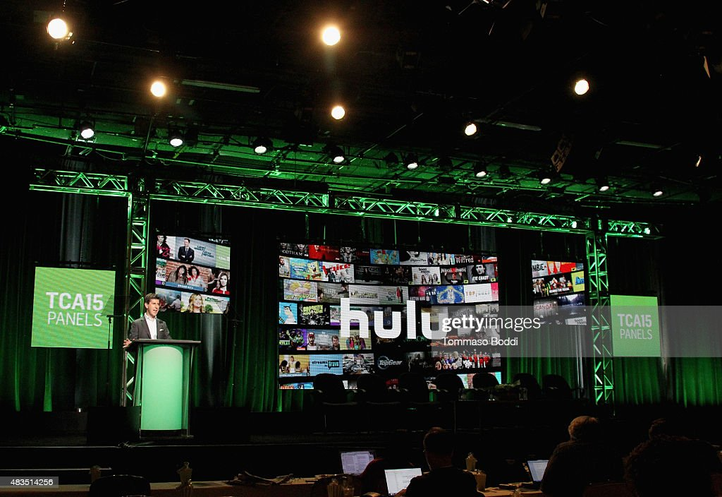Hulu 2015 Summer TCA Presentation : News Photo