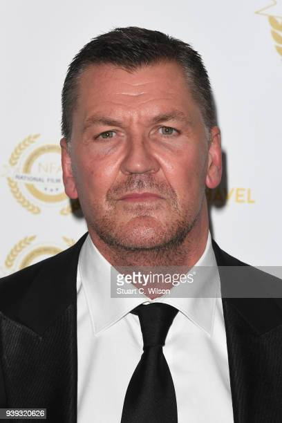 Craig Fairbrass attends the National Film Awards UK at Porchester Hall on March 28 2018 in London England