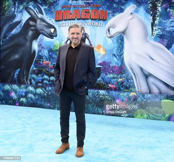 """Craig Ferguson arrives at Universal Pictures and DreamWorks Animation premiere of """"How to Train Your Dragon: The Hidden World"""" at Regency Village..."""