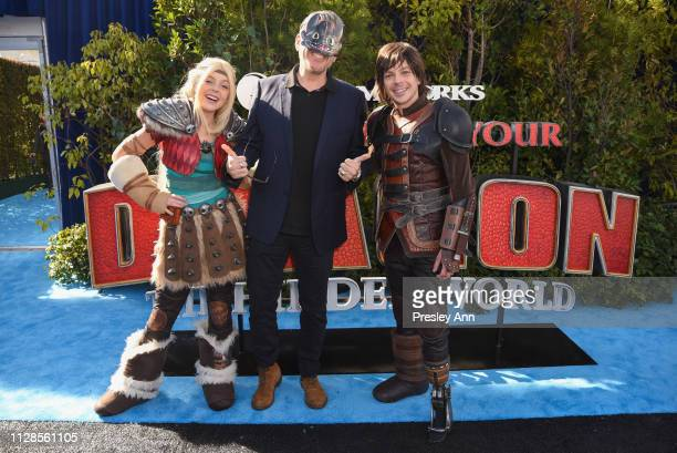 Craig Ferguson attends Universal Pictures and DreamWorks Animation Premiere of How to Train Your Dragon The Hidden World at Regency Village Theatre...
