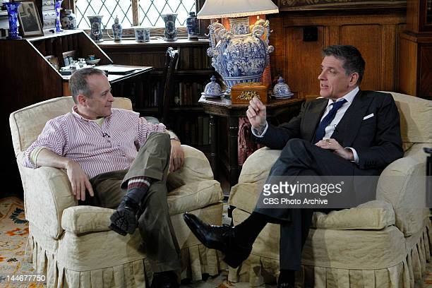 Craig Ferguson interviews David Sedaris in Glamis Castle for CBS's THE LATE LATE SHOW with CRAIG FERGUSON in SCOTLAND which airs the week of Monday...