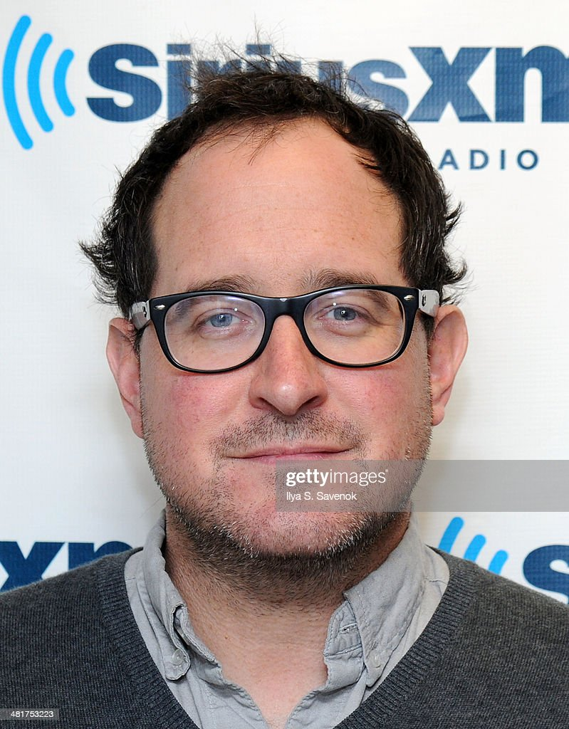 Craig Finn of The Hold Steady visits the SiriusXM Studios on March 31, 2014 in New York City.