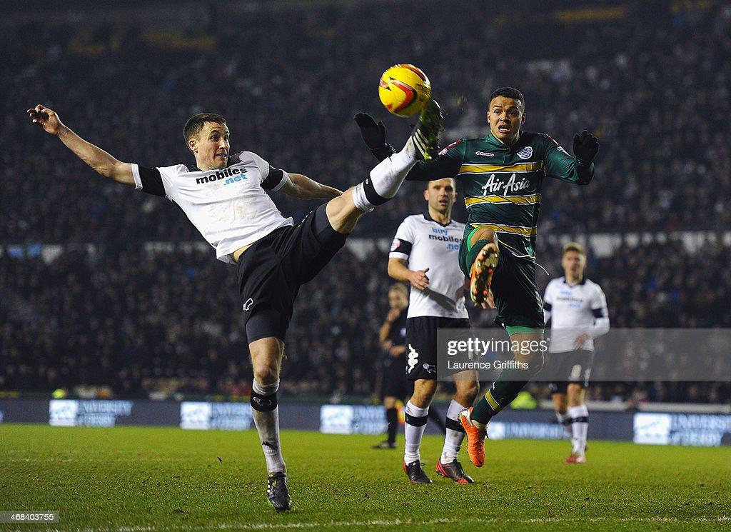 Derby County v QPR