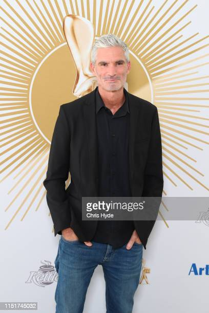 Craig Foster poses during the 2019 TV WEEK Logie Awards Nominations Party at The Star Gold Coast on May 26 2019 in Gold Coast Australia
