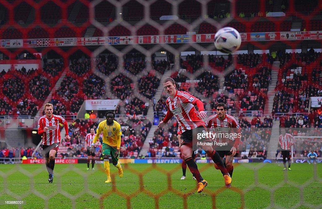 Sunderland v Norwich City - Premier League