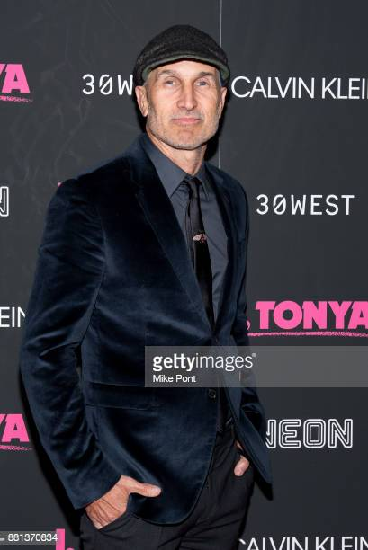 Craig Gillespie attends the 'I Tonya' New York premiere at Village East Cinema on November 28 2017 in New York City