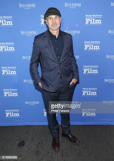Craig Gillespie celebrates with Belvedere Vodka at The Santa Barbara International Film Festival at Arlington Theatre on February 8 2018 in Santa...