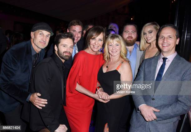 Craig Gillespie Sebastian Stan Steven Rogers Allison Janney Tonya Harding Paul Walter Hauser Margot Robbie and Tom Quinn attend NEON and 30WEST...